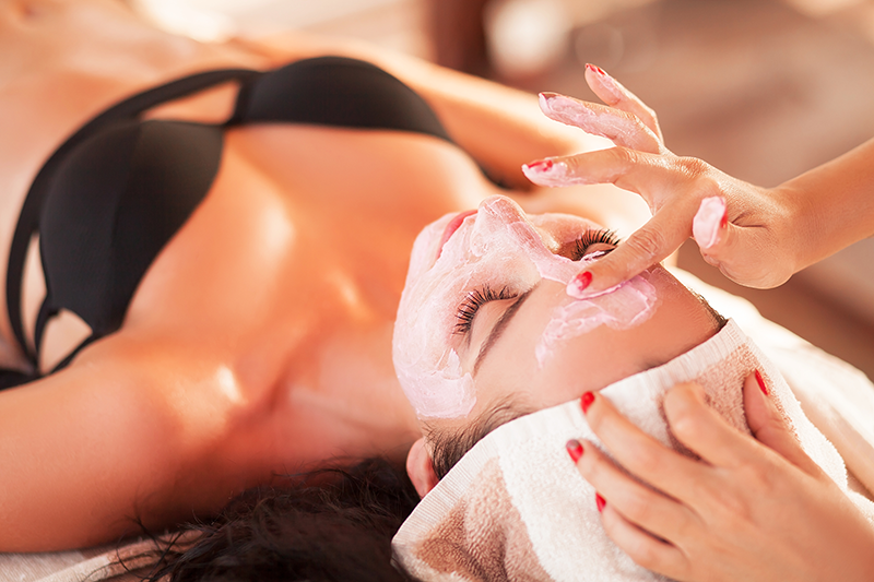 beauty therapy & spas